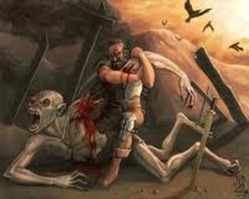 the greek hero vs the anglo saxon The anglo saxon hero beowulf  while the greek hero battles his fate with his excessive pride and intelligence, the anglo-saxon hero tries to eliminate his doom by .
